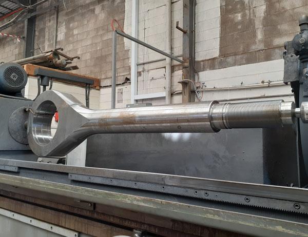 Hydraulic-cylinder-rods