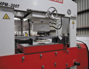 Rod-straightening-press